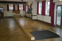 The Skittles Alley at Beoley Village Hall