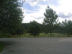 Car Park at Beoley Village Hall