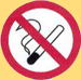 No Smoking in Beoley Village Hall